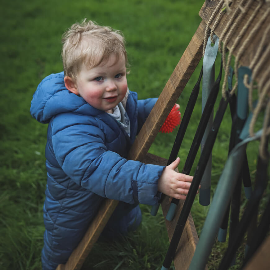 Outdoor Play Sessions - Wild Imaginations