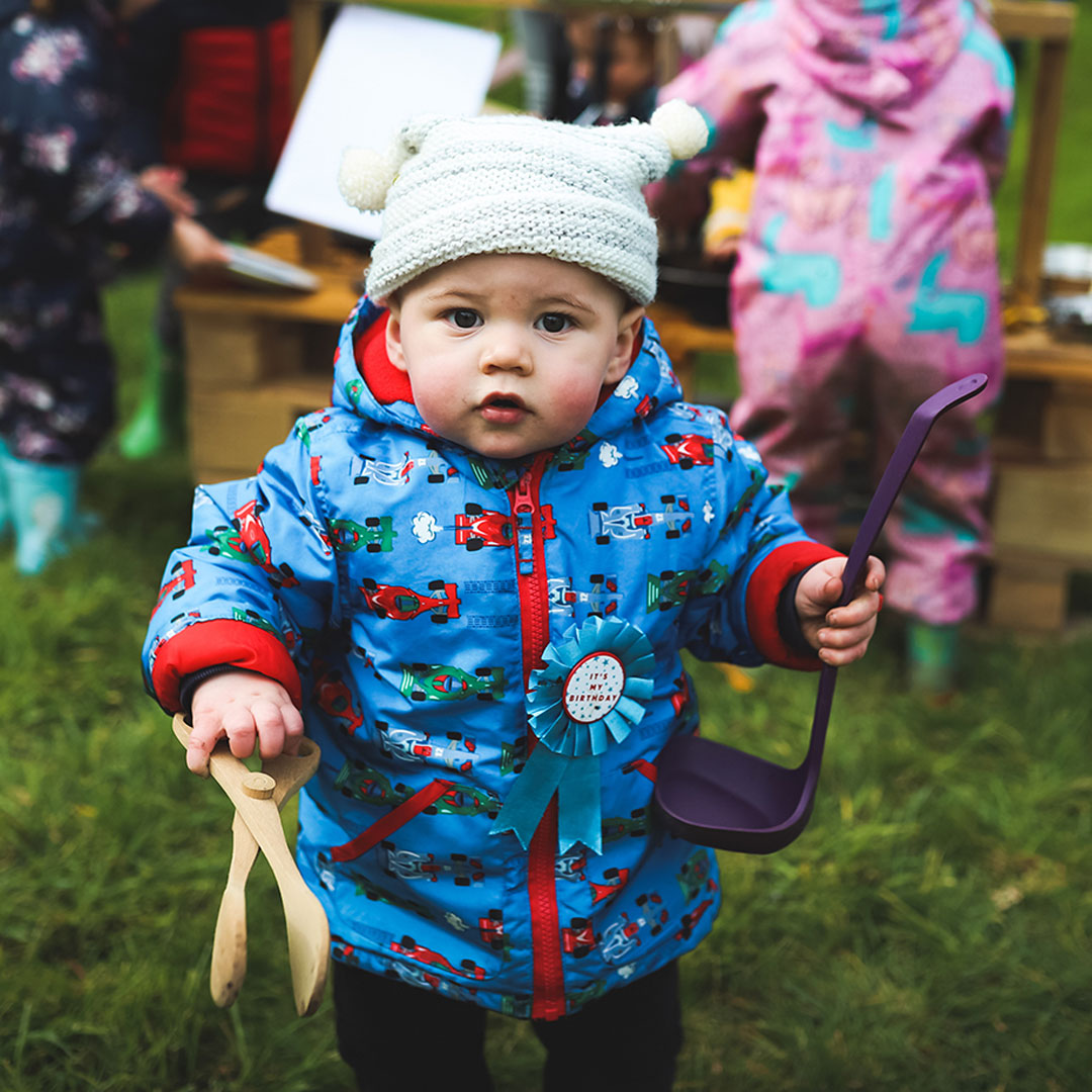 toddler outdoor stay and play
