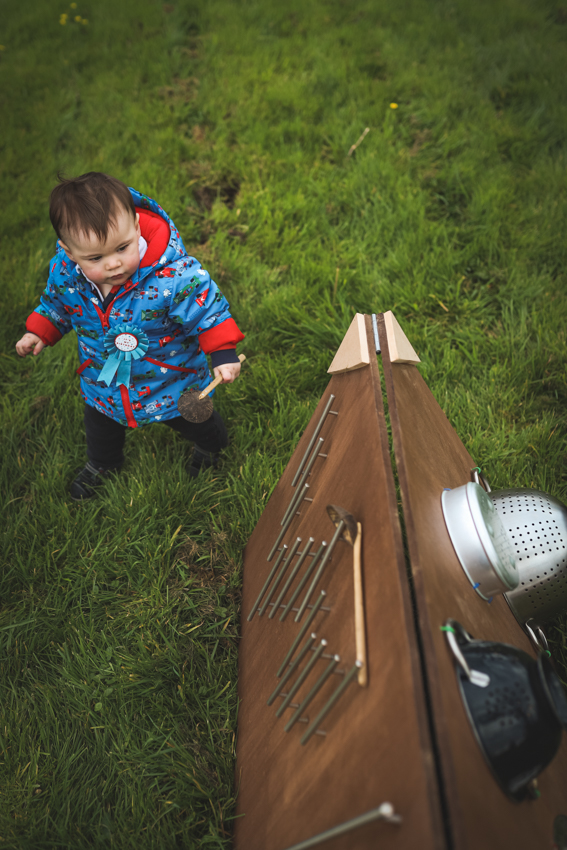 outdoor music play